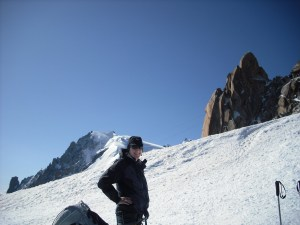 Alpinism oh yes!