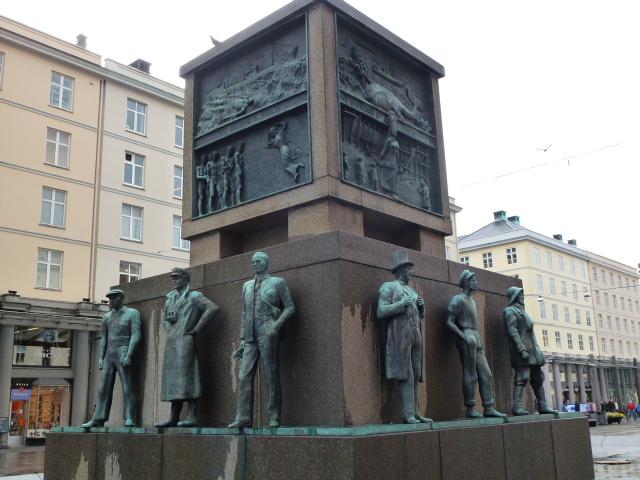 Municipal statuary