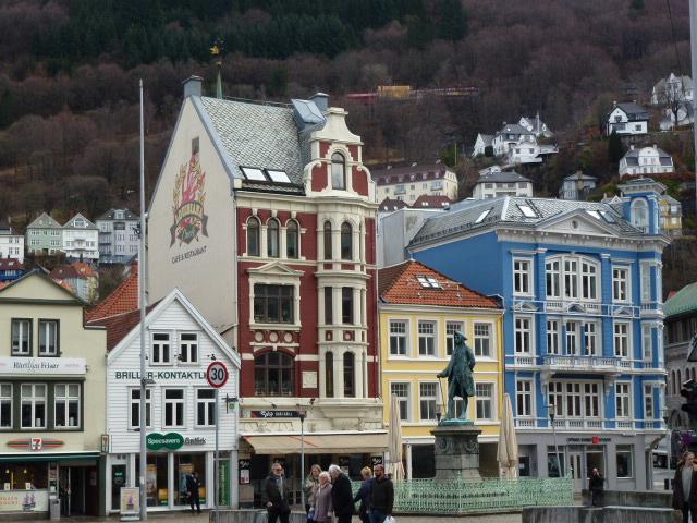 Centre of Bergen