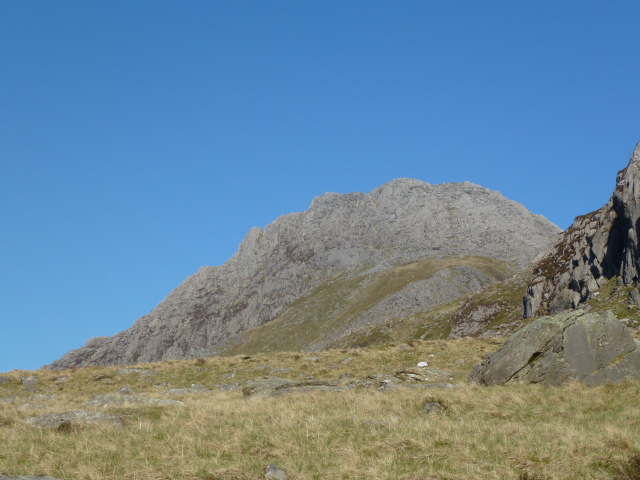 West face of Tryfan