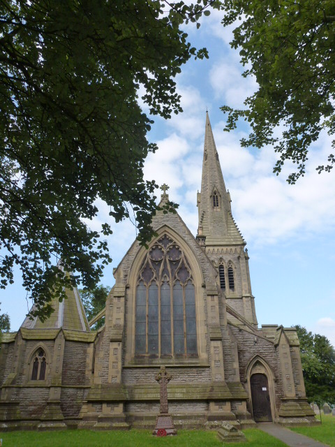 Leighton church