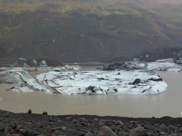 Grubby glacier