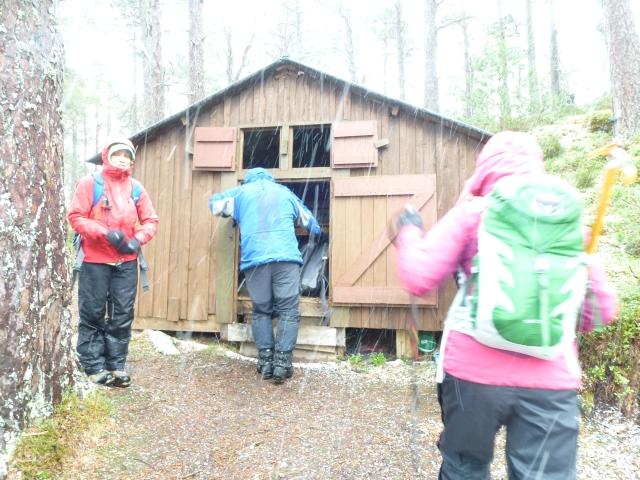 Utsi's hut