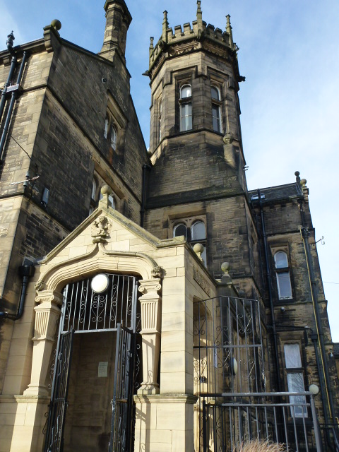 Halifax Registry Office