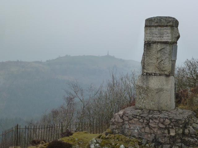 The Romany monument