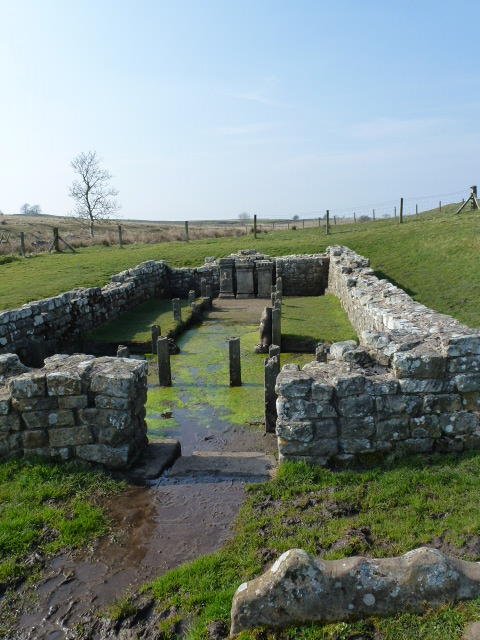 Soggy Temple of Mithras