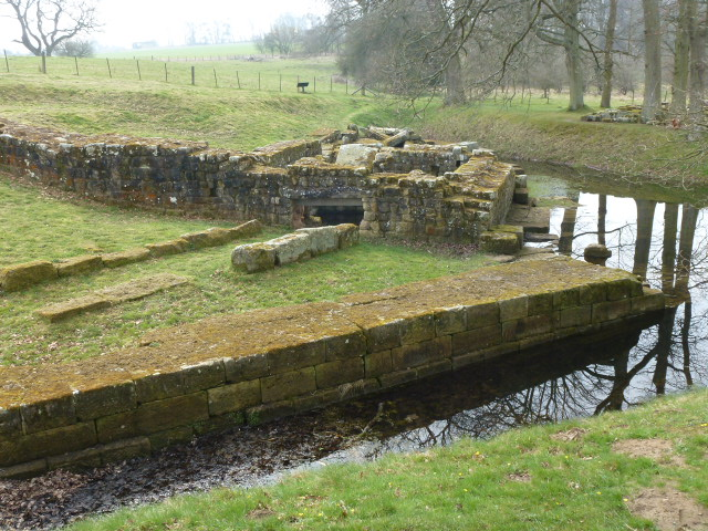 Bridge foundations