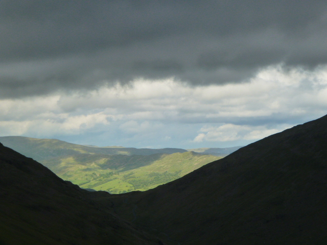 From Hardknott looking east