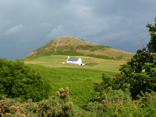 The mwnt at Mwnt