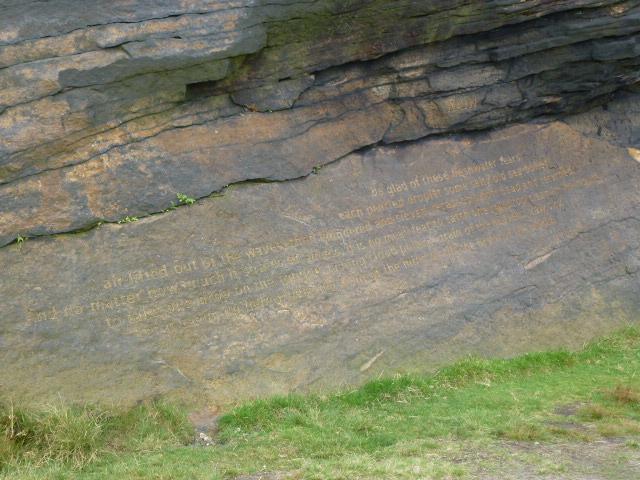 Second Stanza Stone