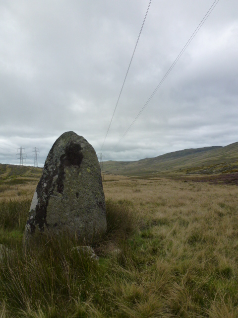 Big standing stone