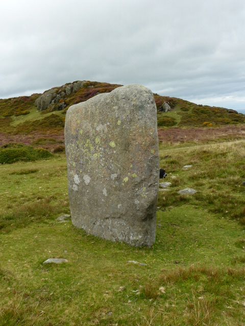 Another big standing stone