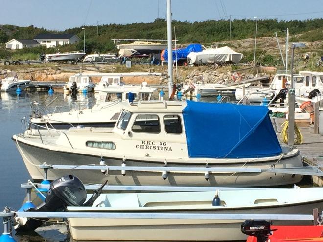 Boat for Chris