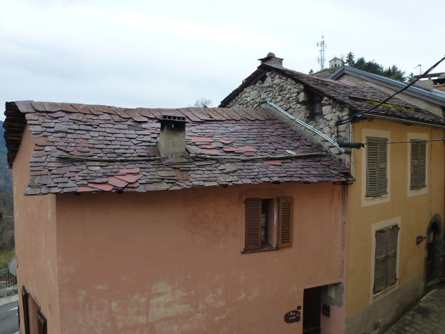 Roof in Rimplas